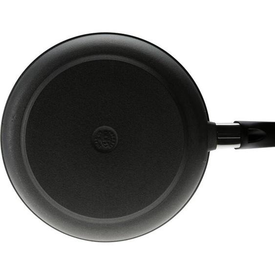 SKK Grillpfanne Serie 7, Aluminiumguss, (1 tlg.), Ø 28 cm, Induktion cm schwarz Grill SOFORT LIEFERBARE Haushaltsgeräte