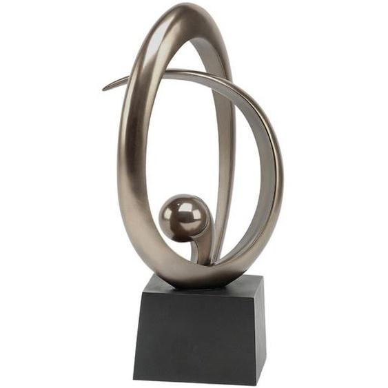Skulptur Der perfekte Schwung Onion Creek