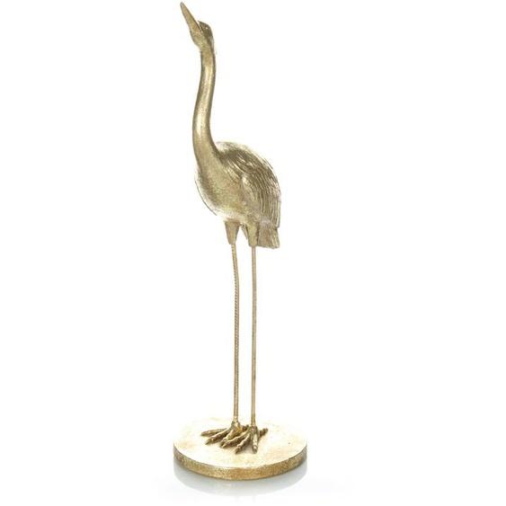 Skulptur Gold ca. 36,5cm (L) x 24cm (B) x 80,5cm (H)