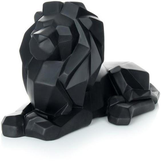 Skulptur Schwarz ca. 35,3cm (L) x 17,5cm (B) x 20,5cm (H)