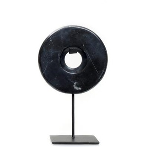 Skulptur Marmorscheibe