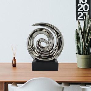 Skulptur Swirl Lois