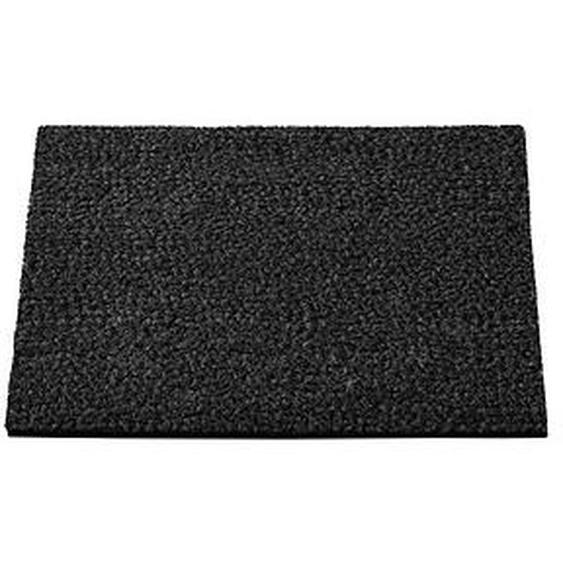 Schwarz Arbeitsplatzmatte 60x90 cm Anti-Erm/üdungsmatte Soft-Tritt