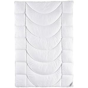 Sleeptex Ganzjahresbett 155/220 cm , Weiß , Textil , 155x220 cm