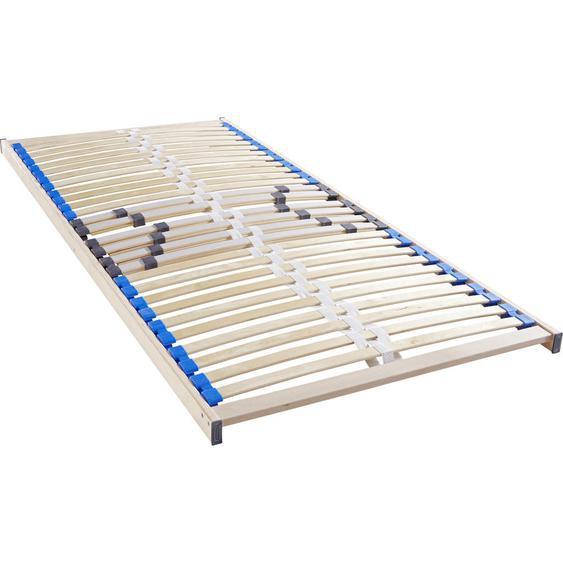 Sleeptex Lattenrost Birke Echtholz , Holz , Echtholz , Schichtholz , 90x200 cm