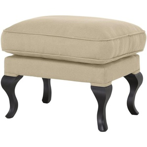 smart Hocker  Charmaine ¦ beige ¦ Maße (cm): B: 62 H: 46 T: 44