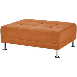smart Hocker | gelb | 103 cm | 42 cm | 74 cm | Möbel Kraft