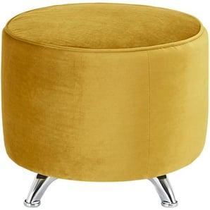 smart Hocker | gelb | 46,5 cm | Möbel Kraft