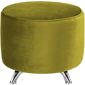 smart Hocker - grün - 46,5 cm   Möbel Kraft