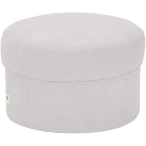 smart Hocker  Marina - weiß - 60 cm - 40 cm - 60 cm | Möbel Kraft