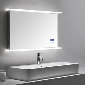 Smart Home LED Spiegel 100x60 cm mit Touch Bedienung
