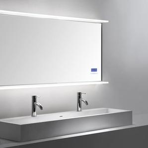 Smart Home LED Spiegel 140x60 cm mit Touch Bedienung