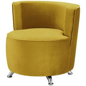 smart Sessel gelb - Stoff Baby ¦ gelb ¦ Maße (cm): B: 76 H: 71 T: 74 Polstermöbel  Sessel  Polstersessel » Höffner