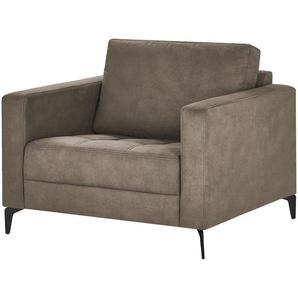 smart Sessel  Gesa ¦ braun ¦ Maße (cm): B: 102 H: 83 T: 91 Polstermöbel  Sofas  Sitzgruppen » Höffner