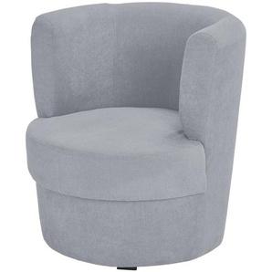 smart Sessel grau - Stoff Marina ¦ grau ¦ Maße (cm): B: 60 H: 69 T: 60 Polstermöbel  Sessel  Polstersessel » Höffner