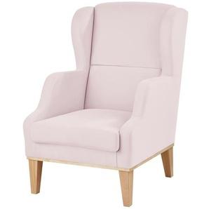 smart Sessel lila - Stoff Marea ¦ rosa/pink ¦ Maße (cm): B: 68 H: 102 T: 84