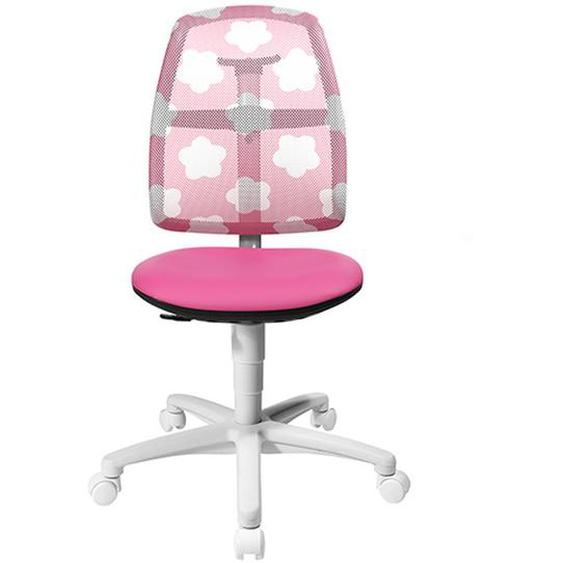 SMAXX - Kinderdrehstuhl Pink