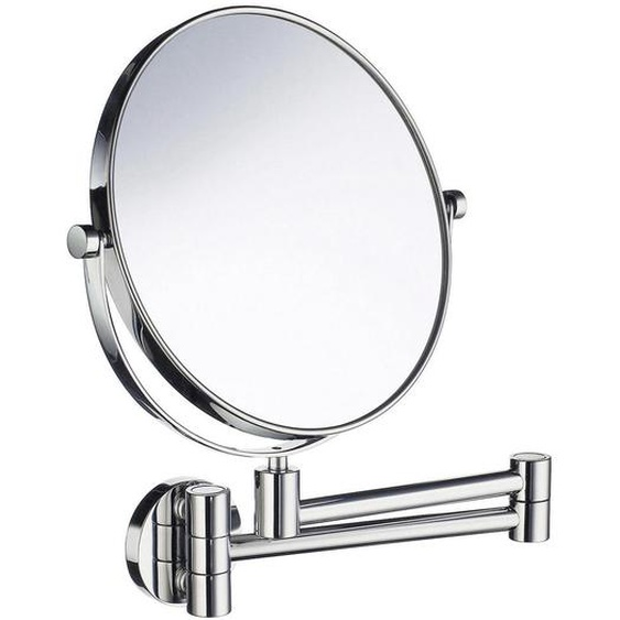 Smedbo Kosmetikspiegel Silber , Metall