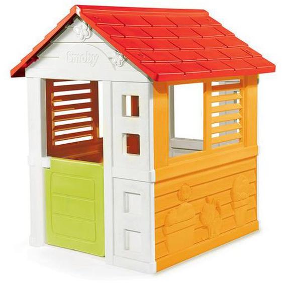 SMOBY Spielhaus »Sunny«, kindgerechte Ausstattung, geräumig und robust, ab 2 Jahren