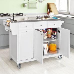 Sobuy® Küchenwagen Mit