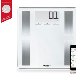 Soehnle Körper-Analysewaage Shape Sense Connect 100, mit Bluetooth®