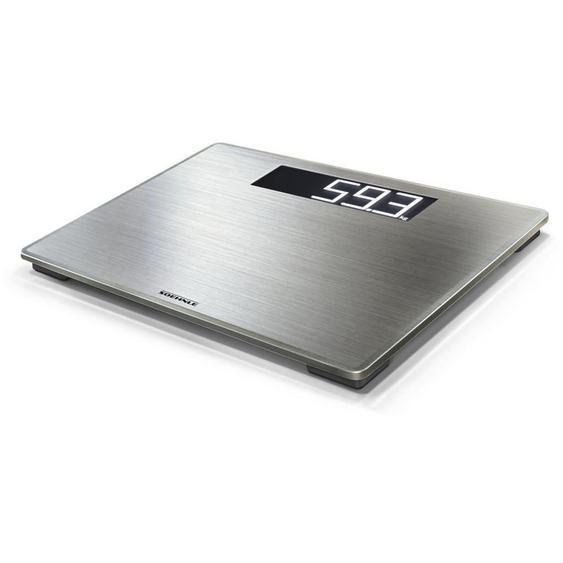 Soehnle Personenwaage , Silber , Metall , 35x2.8x30 cm