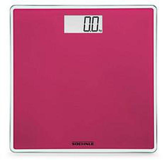 SOEHNLE Style Sense Compact 200 Think Pink Personenwaage