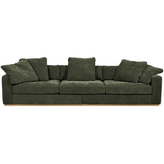Sofa ¦ grün ¦ Maße (cm): B: 315 H: 81 T: 104