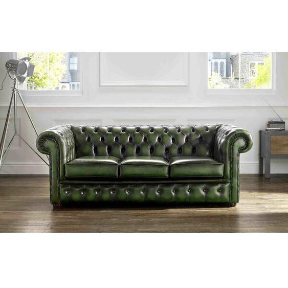 Sofa Walsall aus Echtleder