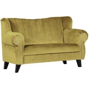 2 & 3 Sitzer Sofas in Gelb Preisvergleich   Moebel 24