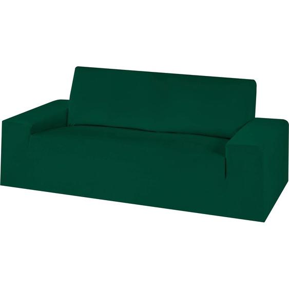 Sofahusse Susi, Dohle&Menk 2-Sitzer, Mischgewebe grün Sofahussen Hussen Überwürfe Husse
