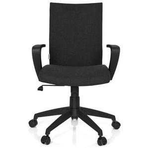 SOFT - Home Office Bürostuhl Schwarz