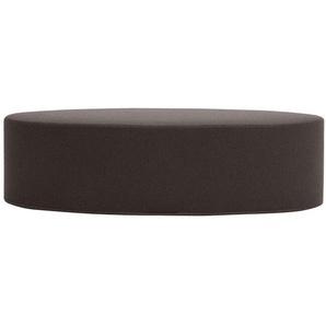 Softline Hocker Bon-Bon braun, Designer Busk & Hertzog, 33x120x50 cm