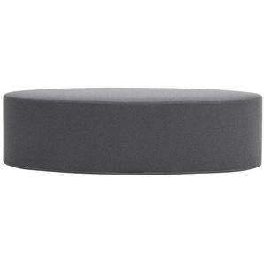 Softline Hocker Bon-Bon grau, Designer Busk & Hertzog, 33x120x50 cm