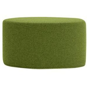 Softline Hocker Bon-Bon grün, Designer Busk & Hertzog, 33x60x30 cm