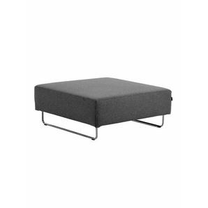 Softline Sofa Elemente Ohio grau, Designer Stine Engelbrechtsen, 42x98x98 cm
