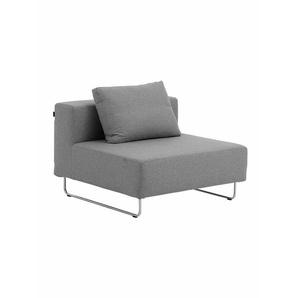 Softline Sofa Elemente Ohio grau, Designer Stine Engelbrechtsen, 67x98x98 cm