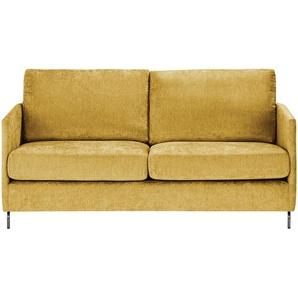 SOHO Sofa  Harriet Day ¦ gelb ¦ Maße (cm): B: 167 H: 78 T: 97
