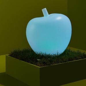 Solar-Leuchte »Apfel« mit Farbwechsel - braun -