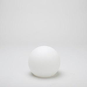 : Solarleuchte, Weiß, Transparent