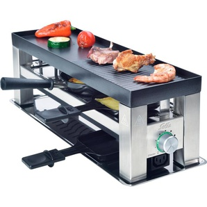 SOLIS OF SWITZERLAND Tischgrill Solis 4 in 1 Table Grill, 650 W