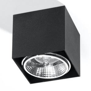 SOLLUX lighting Deckenleuchte »Blake«, Deckenlampe