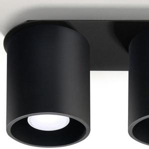 SOLLUX lighting Deckenleuchte »ORBIS«, Deckenlampe