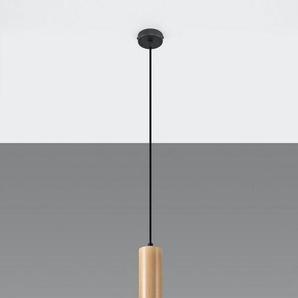 SOLLUX lighting Pendelleuchte »LINO«, Hängeleuchte, Hängelampe
