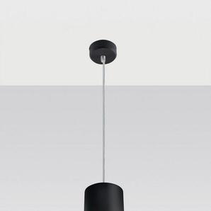 SOLLUX lighting Pendelleuchte »ORBIS«, Hängeleuchte, Hängelampe
