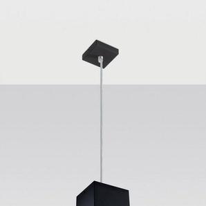 SOLLUX lighting Pendelleuchte »QUAD«, Hängeleuchte, Hängelampe