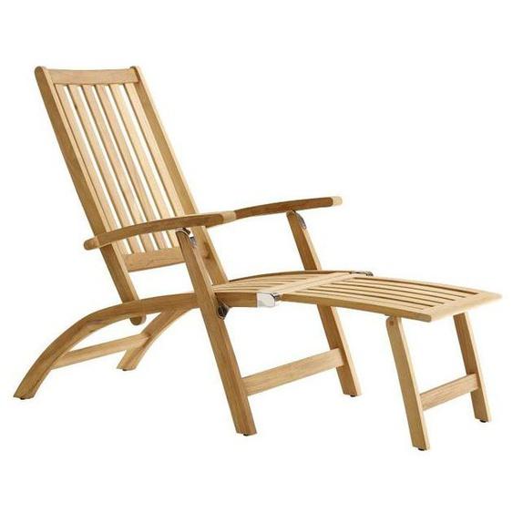 Solpuri Windsor Deck Chair inkl Hocker