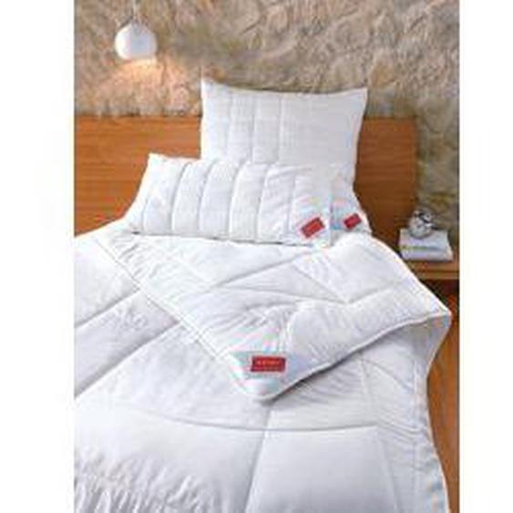 Sommer-Bettdecke ca. 135x200cm / ca. 540 g Hefel weiss