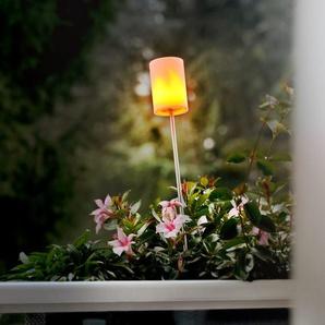 Sompex Fiero LED Outdoor Spießleuchte mit Akku