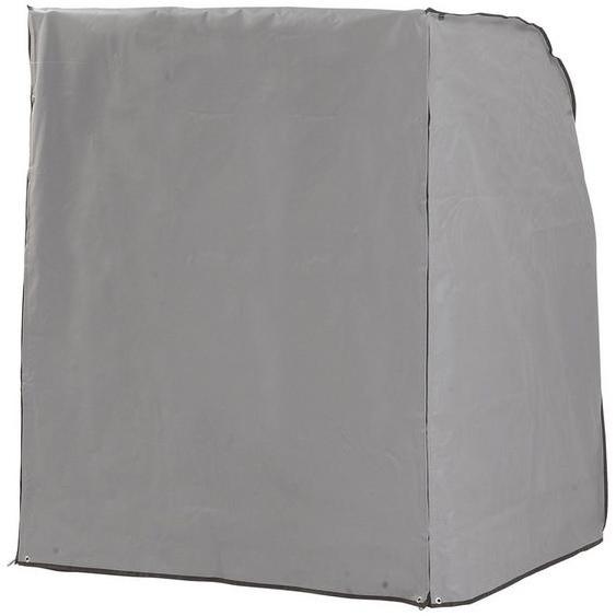 Sonnen Partner Strandkorb-Schutzhülle, für Strandkörbe, BxLxH: 125x114x154 cm, steingrau